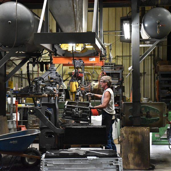 Superior Aluminum Casting Technician